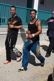 Mike The Situation Sorrentino Photo - Mike the Situation Sorrentino Pauly D Filming the Jersey Shore in Seaside Height Beach in New Jersey 8-29-2010 Photo by John BarrettGlobe Photos Inc2010