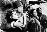 Gary Cooper Photo - Ingrid Bergman Gary Cooper and Katina Pazinou in For Whom the Bell Tolls 1943 Supplied by EgGlobe Photos Inc Ingridbergmanobit