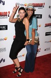 Kari Wuhrer Photo - Kari Wuhrer Downtown Julie Brown attending the Los Angeles Premiere of Sharknado 2 the Second One Held at the LA Live Regal Cinemas in Los Angeles California on August 21 2014 Photo by D Long- Globe Photos Inc