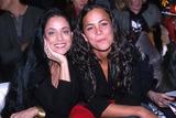 Alice Braga Photo - Carlos Miele Fall 2003 Fashion Show New York City 02112003 Photo Barry Talesnick Ipol Globe Photos Inc 2003 Sonia Braga and Alice Braga