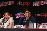 Arthur Darvill Photo - Arthur Darvillbrandon Routh attends the Dcs Legends of Tomorrow Panel at Day 4 of NY Comic Con at Javits Center 10-11-2015 John BarrettGlobe Photos