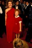 Aileen Quinn Photo - Nancy Reagan and Aileen Quinn Photo by Adam ScullGlobe Photos Nancyreaganretro