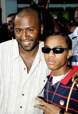 Malcolm D Lee Photo - 22 June 2005 - New York NY - Malcolm D Lee (Director) and Bow Wow attends as  FOX SearchLight pictures presents premiere of ROLL BOUNCE at opening night of Urbanworld Film Festival at Magic Johnson Theaters Harlem  Digital Image  Photo Credit  Anthony G MooreGLOBE PHOTOSK43884AGM