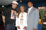 Andre Harrell Photo - I9800CHWMEDAL OF HONOR RAG VIP RECEPTION FOR HEAVY D HOSTED BY JAY Z  ANDRE HARRELL EGYPTIAN ARENA THEATRE HOLLYWOOD  CA 06-27-2005PHOTO CLINTONHWALLACEIPOLGLOBE PHOTOS INCHEAVY D WITH MARK JACKSON ( NBA BASKETBALL PLAYER ) AND WIFE SINGER DESIREE JACKSON