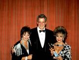 Rock Hudson Photo - Liza Minnelli Rock Hudson and Elizabeth Taylor Photo ByGlobe Photos Inc