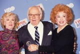 Art Carney Photo - Art Carney with Joyce Randolph and Audrey Meadows A6095 Photo by Adam Scull-Globe Photos Inc