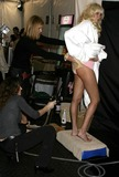 Ashley Paige Photo - Backstage at the Ashley Paige Springsummer Collection Show -Mercedes Benz Spring 2005 Fashion Week Smashbox Studios Culver City CA 10272004 Photo by Clinton H WallaceipolGlobe Photos Inc 2004 Kimberly Stewart