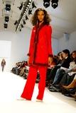 ATIL KUTOGLU Photo - Olympus Fashion Week Fall 2005 Atil Kutoglu Collection Bryant Park New York City 02-05-2005 Photo Bysonia Moskowitz-Globe Photos Inc 2005 Atil Kutoglu Fashion Runway Model