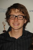 Angus T Jones Photo - Angus T Jones attending the 63rd Primetime Emmy Awards Preformers Nominee Reception Held at the Pacific Design Center in West Hollywood California on 91611 Photo by D Long- Globe Photos Inc