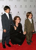 Sean Young Photo - New York City Ballet Opening Night at the Dorothy Chandler Pavilion Downtown Los Angeles California 10082004 Photo by Kathryn IndiekGlobe Photos Inc 2004 Sean Young with Sons Quinn and Rio