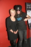 Don Bolles Photo - Premiere of What We Do Is Secret at the Landmark Sunshine Cinema East Houston Street 08-08-2008 Photo by Barry Talesnick-ipol-Globe Photos Lorna Doom and Don Bolles of the Germs