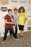 Anders Holm Photo - Adam Devine Anders Holm and Blake Anderson During Spike Tvs Guys Choice 2013 Held at Sony Picture Studios on June 8 2013 in Culver City California Photo Michael Germana  Superstar Images - Globe Photos