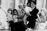 Dana Plato Photo - Diffrent Strokes Tv-film Still Supplied by Nbc-Globe Photos Inc Charollte Rhea Gary Coleman Dana Plato Conrad Bain Todd Bridges Muhammad Ali