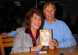 Alan Sues Photo - - Release of Dvd Set of - Rowan and Martins Laugh-in - at Borders Books and Music Westwood CA - 07012003 - Photo by Milan Ryba  Globe Photos Inc 2003 - Ruth Buzzi  Alan Sues
