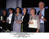 Amy Heckerling Photo - 061199 Award Recipients Including Amy Heckerling Drew Barrymore Paula Weinstein Ted Turner Women in Film Crystal Awards Luncheon Beverly Hills CA Photo by Lisa RoseGlobe Photos Inc