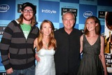 Sean Flynn Photo - 10894CHW LOS ANGELES FILM FESTIVAL 2006 PRESENTS THE BEACH PARTY AT THE THRESHOLD OF HELL PREMIERE SCREENING MAJESTIC CREST THEATRE WESTWOOD CA 07-01-2006PHOTO CLINTON H WALLACE-PHOTOMUNDO-GLOBE PHOTOS INC JANE SEYMOUR WITH SON SEAN FLYNN AND DAUGHTER KATIE FLYNN AND HUSBAND JAMES KEACH