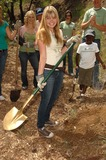 Aimee Teagarden Photo - Ema and E Entertainment Television Makes Good on Their Promise with a Tree Planting Event at Peoples Tree Headquartersbeverly Hills CA 4-4-07 Photo David Longendyke-Globe Photos Inc2007 Image Aimee Teagarden