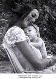 Anna Kashfi Photo - Anna Kashfi with Son Devi 1958 Hy Simonglone Photos Inc