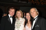 Annie Bierman Photo - the 14th Annual Night of 100 Stars Oscar Gala-inside the Party at the Beverly Hills Hotel Beverly Hills California 022904 Photo by Clinton H WallaceipolGlobe Photos Inc2004 Stephen Collins Susan Blakeley Annie Bierman and David Carradine