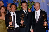 Arrested Development Photo - 56th Annual Primetime Emmy Awards Pressroom at the Shrine Auditorium in Los Angeles California 091904 Photo by Fitzroy BarrettGlobe Photos Inc 2004 Arrested Development Production Team