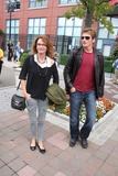 Ann Lembeck Photo - Denis Leary and Wife Ann Lembeck Arriving at Us Open Tennis Womens Final in Queens NY 9-11-2011 Photo by John BarrettGlobe Photos Inc
