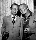 Norman Fell Photo - Don Knotts and Norman Fell Photo Bynate CutlerGlobe Photos Inc