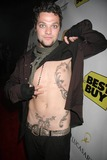 Bam Margera Photo - Access E 3 2006-celebrity Gaming Challenge House of Blues West Hollywood CA 05-10-2006 Photo Clinton H WallacephotomundoGlobe Photos Bam Margera - Showing Off Bullett Wounds on His Body That He Acquired While Filming His Movie Jackass