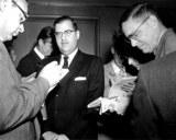 ABBA Photo - Abba Eban -Israeli Minister of Foreign Affairs 11161955 G-2913 H eGlobe Photos Inc Obit