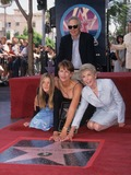 Annie Guest Photo - Jamie Lee Curtis with Daughter Annie Guest and Mother Janet Leigh and Husband Christopher Guest at Hollywood Walk of Fame 1998 K13130lr Photo by Lisa Rose-Globe Photos Inc