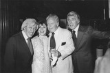 Adolph Green Photo - Adolph Green Betty Comden Carroll Oconnor and Patrick Oneal Bob NobleGlobe Photos Inc Obit