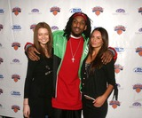 Amelia Jennings Photo - NEW YORK KNICKS PLAYERS AND MODELS MINGLE AT THE 6TH ANNUAL KNICKS BOWL FUNDRAISER TO BENEFIT CHILDREN IN CRISIS IN THE TRI-STATE AREA AT AMF CHELSEA PIERS LANECHELSEA PIERS  03-08-2007PHOTOS BY RICK MACKLER RANGEFINDER-GLOBE PHOTOS INC2007NEW YORK KNICKS PLAYERS AND MODELS  AT THE 6TH ANNUAL KNICKS BOWL FUNDRAISER K52514RMModel Amelia Jennings NY Knick Renaldo Balkman and model Lizzy Barter