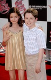 Ariel Winter Photo - Ariel Winter and Nicholas Elia During the Premiere of the New Movie From Warner Bros Pictures Speed Racer Held at the Nokia Theatre on April 26 2008 in Los Angeles Photo Michael Germana - Globe Photos Inc