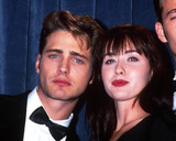 Alan Hunter Photo - Jason Priestley and Shannen Doherty Alan HunterGlobe Photos Inc