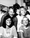 ABBA Photo - Benny Anderson Bjorn Ulvaeus Anni-frid Lyngstad and Agnetha Faltskog of Abba 91979 Nate CutlerGlobe Photos Inc