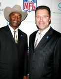 Howie Long Photo - Kickoff For a Cure 2 Benefit For Children with Autism at Waldorf-astoria Hotel Date 03-14-07 Photos by John Barrett-Globe Photosinc Mel Blount Howie Long
