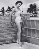 Donna Douglas Photo - Donna Douglas Age 18 Supplied by Globe Photos Inc