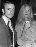 Carrie Nye Photo - Carrie Nye and Dick Cavett You Are What You Eat Premiere at Carnegie Hall  New York City 09-24-1968 Photo by Art Zelin-Globe Photos Inc