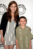 Atticus Shaffer Photo - Eden Sher Atticus Shaffer attends an Evening with the Middle Held at the Paley Center For Media in Beverly Hillsca 05-05-10 Photo by D Long- Globe Photos Inc 2010