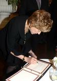 Nan Kempner Photo - Memorial Service For Nan Kempner at Christies New York City 09-23-2005 Photo by William Regan-Globe Photos 2005 Betsy Bloomingdale