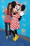 Selena Gomez Photo - World Premiere of Disneys High School Musical Two Held at Downtown Disneyland Anaheim Ca8-14-07 Photodavid Longendyke-Globe Photos Inc2007 Image Selena Gomezminnie Mouse