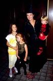 Sean Flynn Photo - Jane Seymour with Her Kids Katie Flynn  Sean Flynn and Jennifer Flynn 10-1987 14735 Photo by Phil Roach-ipol-Globe Photos Inc