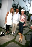 Anne Jones Photo - Gods Love We Deliver Midsummer Night Drinks Benefit at the Home of Elie and Rory Tahari Sagaponack NY June 14 08 Photos by Sonia Moskowitz Globe Photos Inc 2008 Ann Jones Elie Tahari Simon Doonan