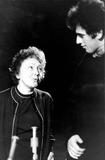Edith Piaf Photo - Edith Piaf and Theo Sarapo Photo by Photographic ServiceipolGlobe Photos Inc