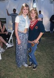 Ashley Johnson Photo - Ashley Johnson with Haylie at the 7th Environmental Media Awards in Los Angeles 1997 K10306lr Photo by Lisa Rose-Globe Photos Inc