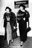 Amelia Earhart Photo - Amelia Earhart and Eleanor Roosevelt Globe Photos Inc Obit