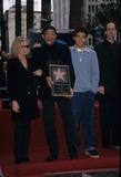 Al Jarreau Photo - AL Jarreau with Wife and Son Star Hollywood Walk of Fame in Hollywood  Ca 2001 K21233psk Photo by Paul Skipper-Globe Photos Inc