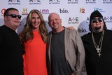 Austin Chumlee Russell Photo - Ae Networks Upfront the Tent at Lincoln Center NYC May 9 2012 Photos by Sonia Moskowitz Globe Photos Inc 2012 Corey Harrison Nancy Dubuc Rick Harrison Austin Chumlee Russell