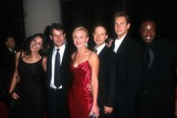 Christopher Wiehl Photo -  9232000 the Cinematheque Honors Bruce Willis in the Beverly Hilton Hotel in Los Angeles CA Bull Cast Photo Alicia Coppla Unidentified Elizabeth Rohm Malik Yoba Christopher Wiehl and George Newborn Photo by Fitzroy BarrettGlobe Photos Inc