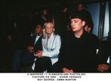 Boy George Photo - Imapress  Y VlamosGlobe Photosinc Couture Pe 2000 - Gianni Versace Boy George - Emma Bunton