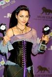 Amy Lee Photo - Amy Lee (Evanescence) Billboard Music Awards - Press Room Grand Arena Mgm Grand Hotelcasino Las Vegas USA 12102003 Photo Byalec MichaelGlobe Photos Inc 2003
